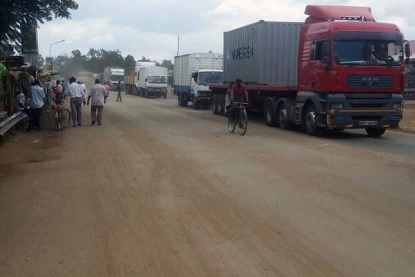 Modern border post to hasten cargo clearing