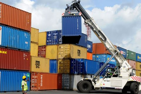Mombasa celebreates a millionth container